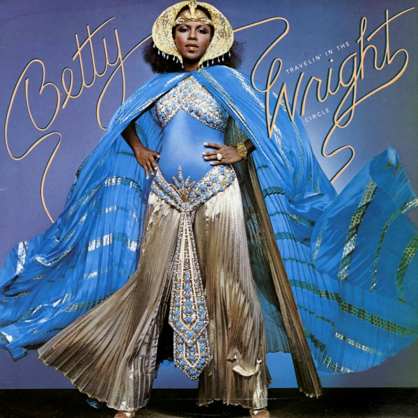 Betty Wright Travelin In The Wright Circle Cd Dusty