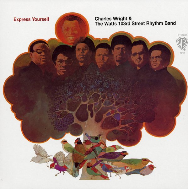 Charles Wright Amp The Watts 103rd St Rhythm Band Express