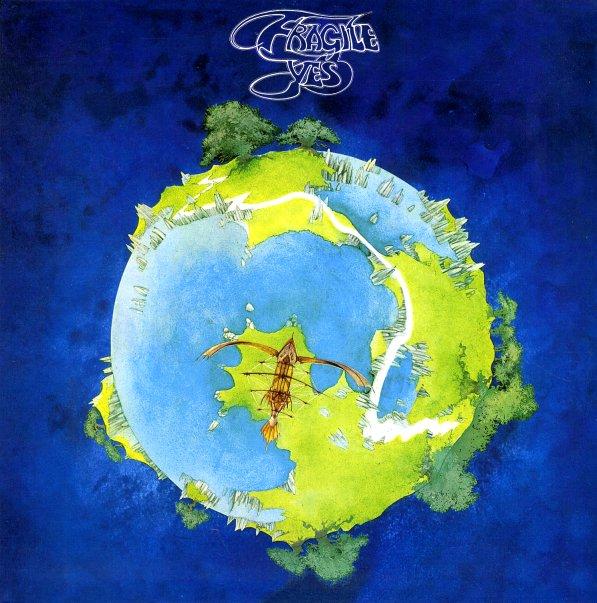 Yes Fragile 180 Gram Pressing Lp Vinyl Record Album