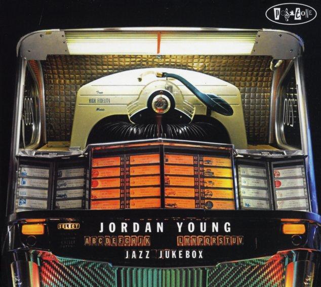 Jordan Young Jazz Jukebox Cd Dusty Groove Is