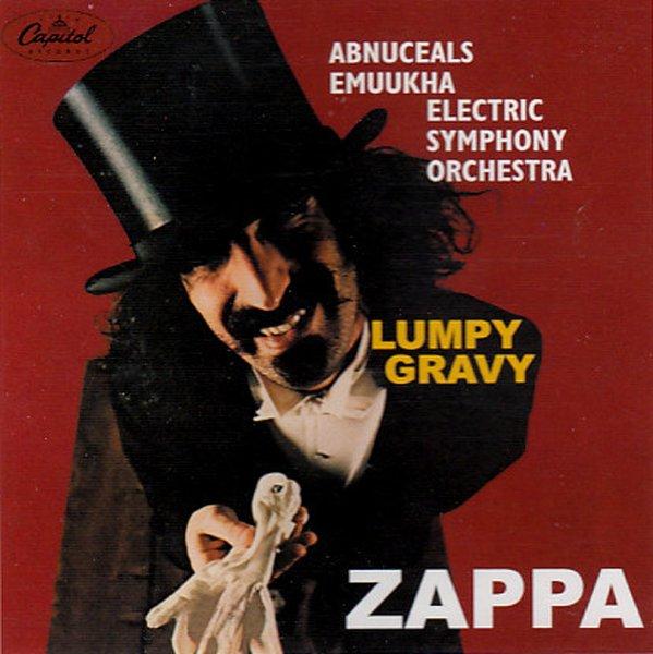 Frank Zappa Lumpy Gravy Primordial 180 Gram Colored