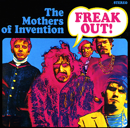 Mothers Of Invention Frank Zappa Freak Out 180 Gram