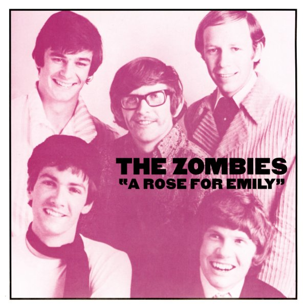 Zombies Rose For Emily This Will Be Our Year Colored