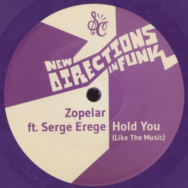 Zopelar/Nephrok Allstars : New Directions In Funk Vol 2