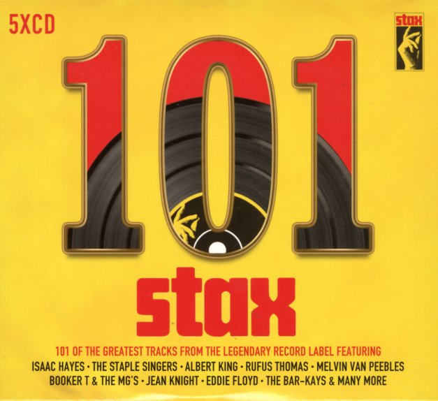 Various 101 Stax 101 Of The Greatest Tracks From The