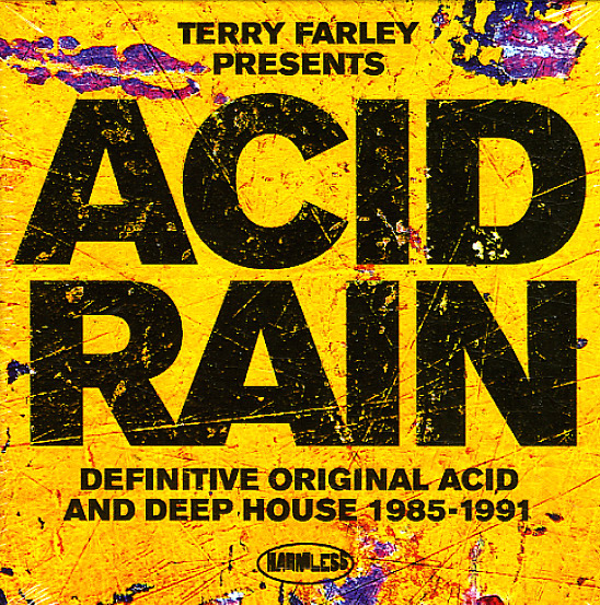 Various acid rain definitive original acid deep for Best acid house albums