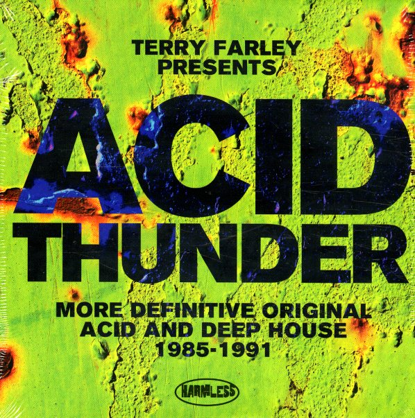 Various acid thunder more definitive acid deep house for Acid house records