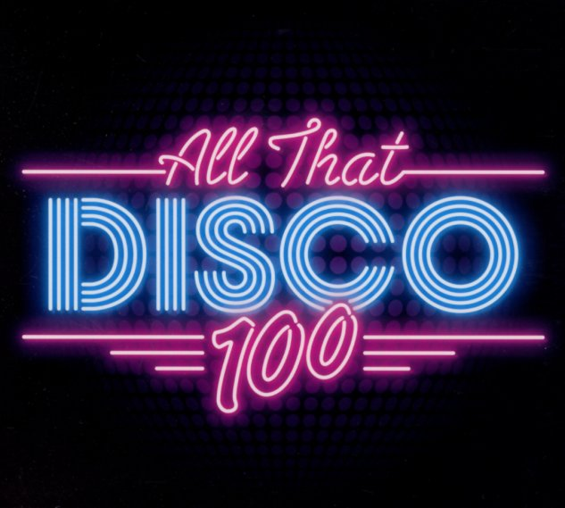 Various All That Disco 100 6cd Set Cd Dusty
