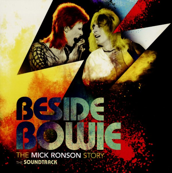 Mick Ronson, David Bowie, & Others : Beside Bowie – The Mick Ronson