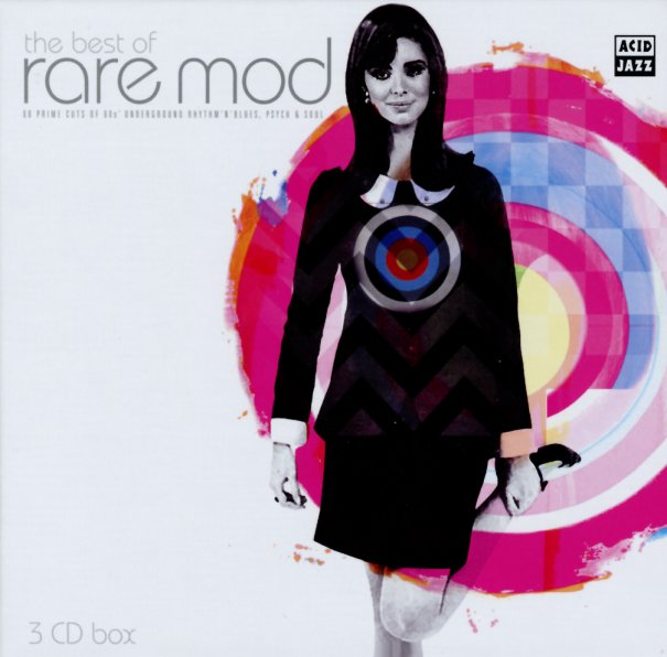 Various : Best Of Rare Mod – 60 Prime Cuts Of 60s Underground Rhythm