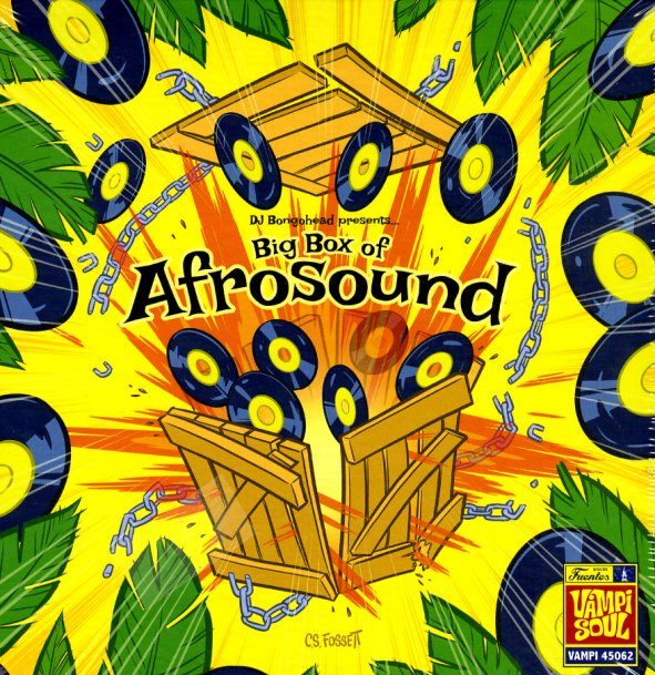 Various : Big Box Of Afrosound – Rare & Hard To Find Tropical Tracks
