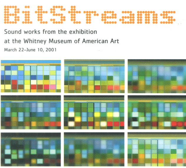Various Bitstreams Sound Works From The Exhibition At