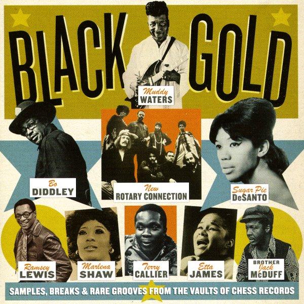 Various - Black Archives - Cleveland Funk