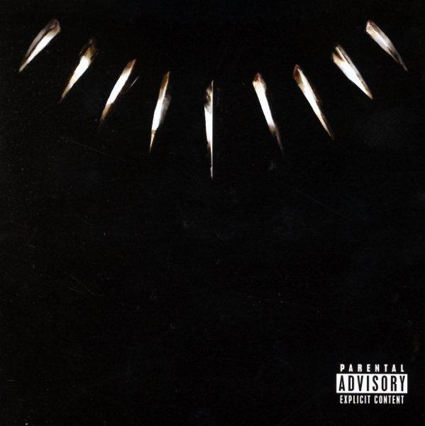 Kendrick Lamar Amp Others Black Panther 180 Gram Pressing
