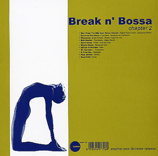 Soulstance - Aftermath Of Love / Kickin Samba