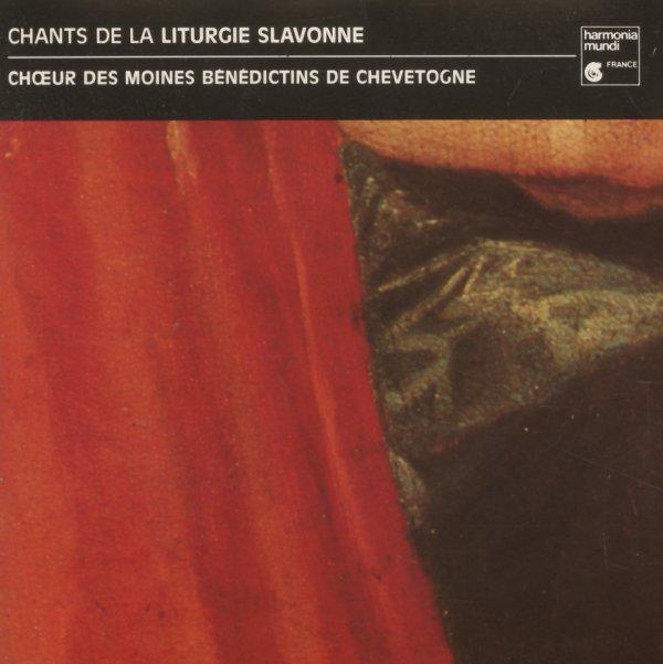 Chants De Liturgie Slavonne - Dom Gregoire Bainbridge/Choeur Des Moines  Benedictins De L'Union