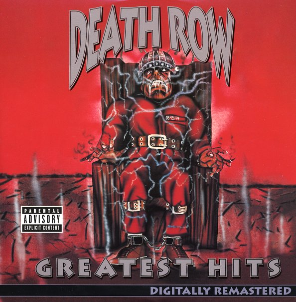 Various Death Row Greatest Hits Cd Dusty Groove Is