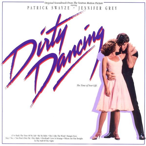 Various : Dirty Dancing (LP, Vinyl Record Album) -- Dusty