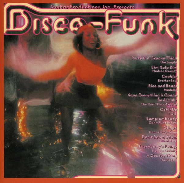 Various Disco Funk With Bonus Tracks Cd Dusty