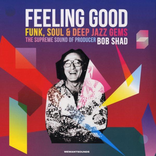Various : Feeling Good – Funk, Soul, & Deep Jazz Gems ...