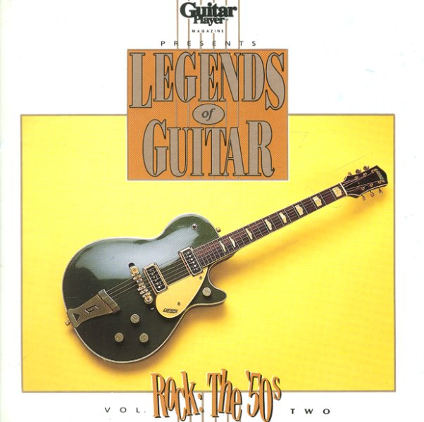 Various - Guitar Player Presents - The Legends Of Guitar - Sampler No. 2