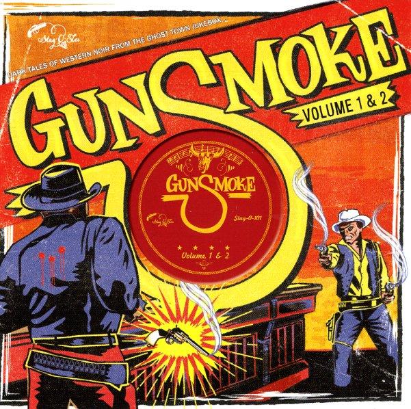 Various Gunsmoke Vols 1 Amp 2 Dark Tales Of Western Noir
