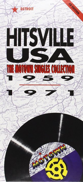 Various Hitsville Usa The Motown Singles Collection