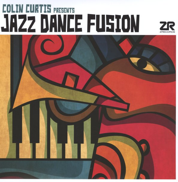 Various Jazz Dance Fusion Presented By Colin Curtis