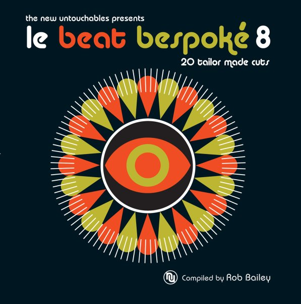 Le Beat Bespoke Vol 8 - Tailor Made Cuts Compiled By Rob Bailey