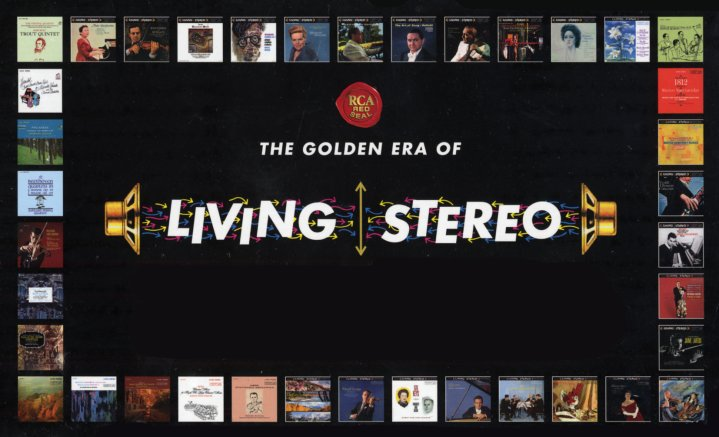 Various Golden Era Of Living Stereo The Remastered