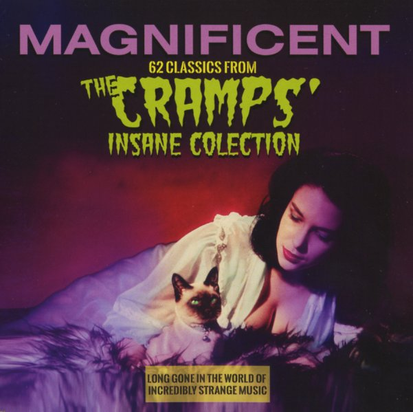 Various Magnificent 62 Classics From The Cramps
