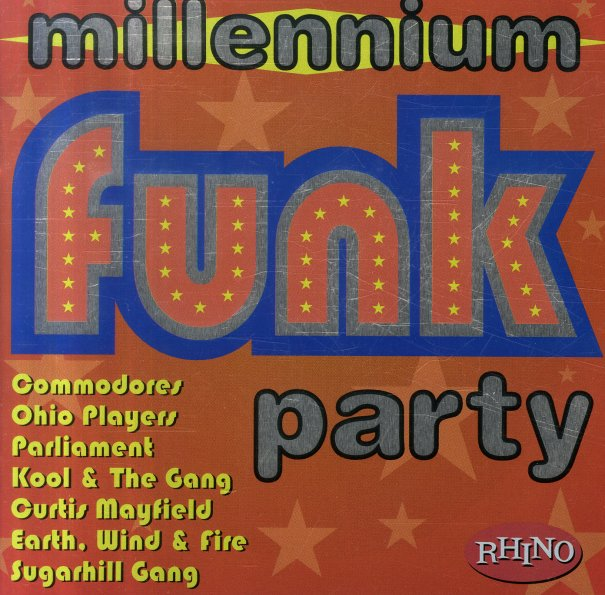 Various Millennium Funk Party Cd Dusty Groove Is