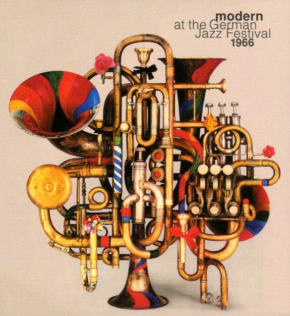 Various Modern At The German Jazz Festival 1966 Cd
