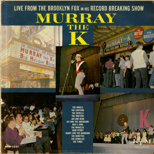 Various Murray The K Live From The Brooklyn Fox In His