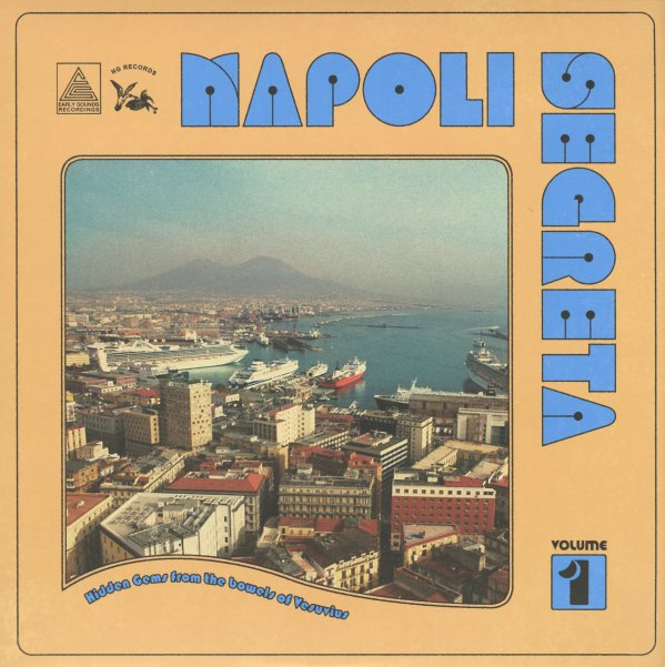 Napoli Segreta Vol 1 - Hidden Gems From The Bowels Of Vesuvius