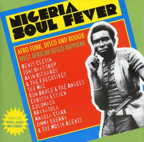 Various : Nigeria Soul Fever – Afro Funk, Disco, & Boogie – West African  Disco Mayem (3LP set – with download) (LP, Vinyl record album)