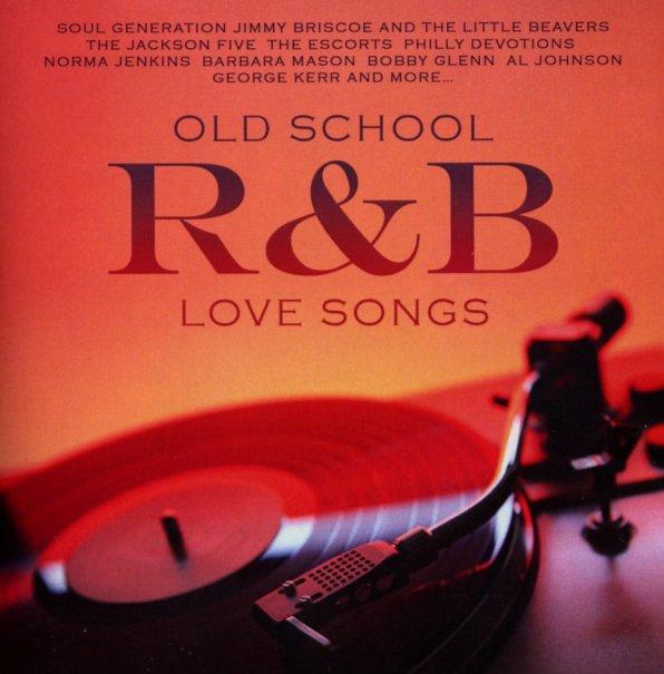 Various : Old School R&B Love Songs (CD) -- Dusty Groove