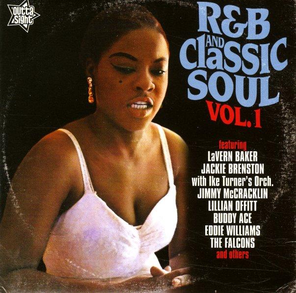 Various R Amp B Amp Classic Soul Vol 1 Workin Man S Songs