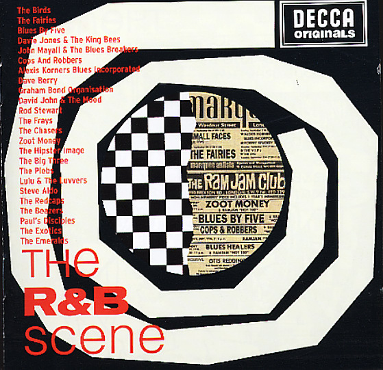 R&B Scene - 25 R&B Classics From The Decca Vaults (2019 Record Store Day  Release)