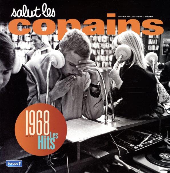 Salut Les Copains 1968 Hits
