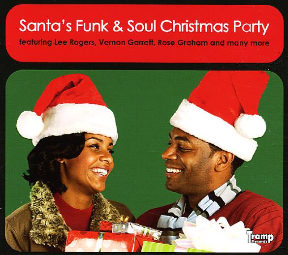Various : Santa's Funk & Soul Christmas Party (LP, Vinyl record album) -- Dusty Groove is ...