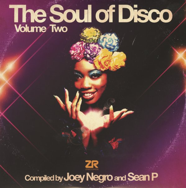 Various Soul Of Disco Vol 2 Compiled By Joey Negro