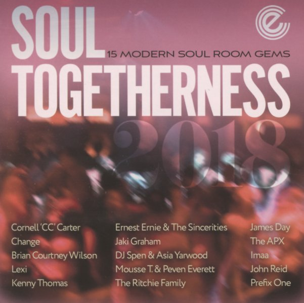 Funky Compilations — Recently Added LPs, CDs, Vinyl Record Albums