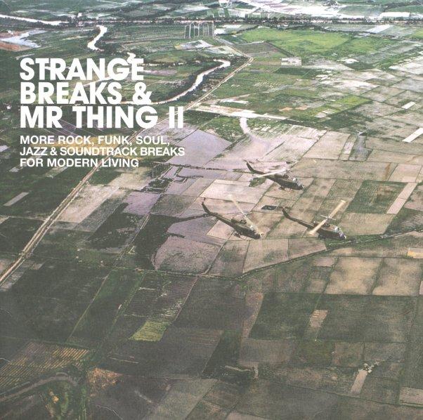 Various Strange Breaks Mr Thing 2 More Rock Funk Soul Jazz