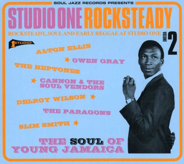 Various Studio One Rocksteady 2 The Soul Of Young