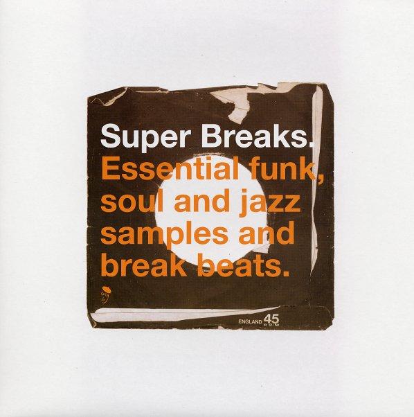 Various : Super Breaks – Essential Funk, Soul & Jazz Samples