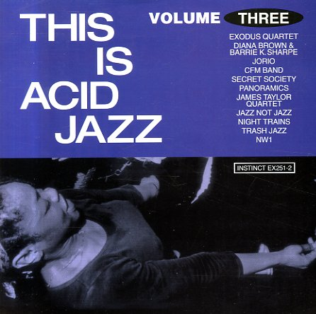Acid Jazz -- All Categories (LPs, CDs, Vinyl Record Albums