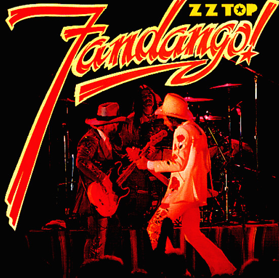 Zz Top Fandango Lp Vinyl Record Album Dusty Groove