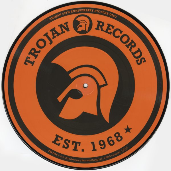 Image result for trojan records 1969""