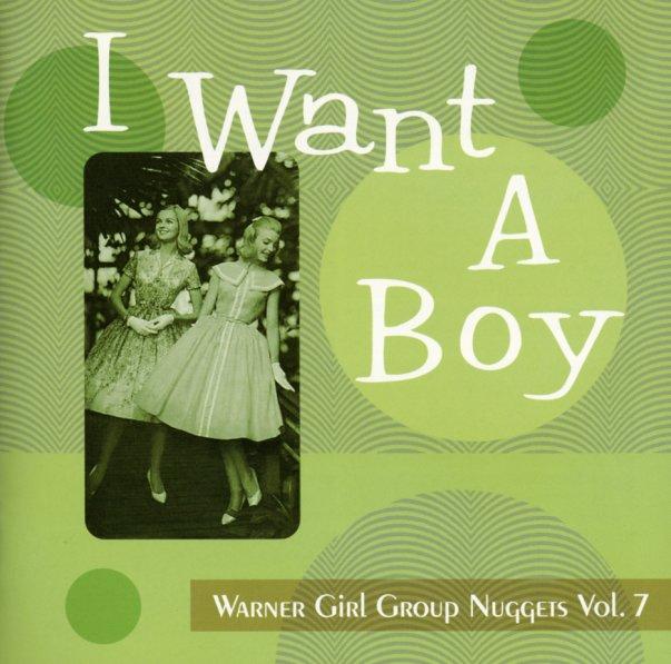 Various : Warner Girl Group Nuggets Vol 7